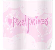 Pixel Princess  Poster