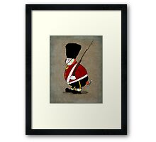 Royal Owl Framed Print