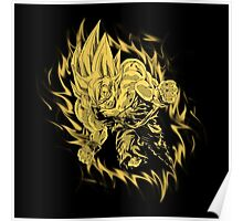 Goku (Super Saiyan) Poster