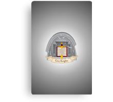 Grey Knights - Chapter - Warhammer Canvas Print