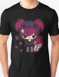 PASTEL GOTH GIRL WITH PENGUIN T-Shirt
