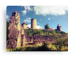 The Nürburg Castle Canvas Print
