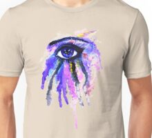 Watercolor Eye Unisex T-Shirt