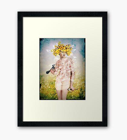 Spring Framed Print