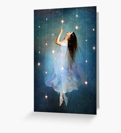 Starsailor Greeting Card
