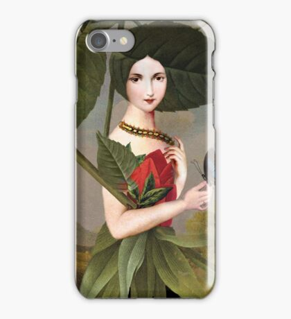 The Rose Garden iPhone Case/Skin