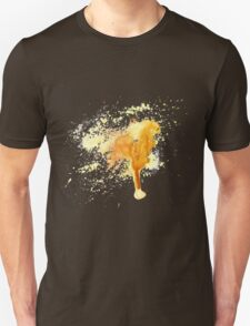Splatter of Yellow color T-Shirt