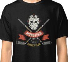 Hockey logo, mascot Classic T-Shirt