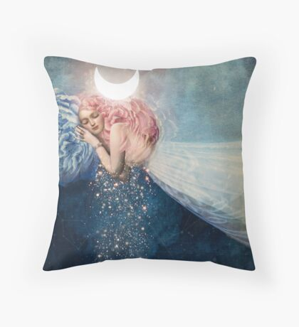 The Sleep Throw Pillow
