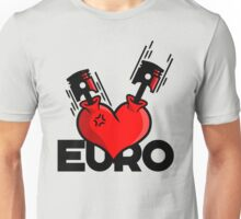 Heart Engine (1) Unisex T-Shirt