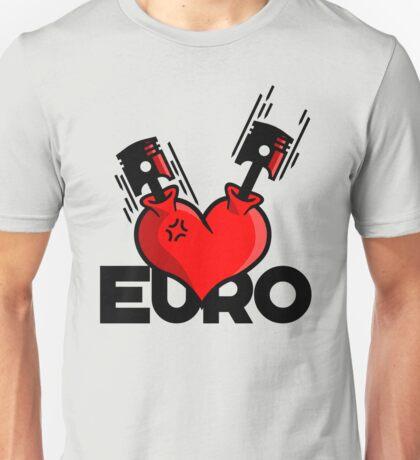 Heart Engine (1) Unisex T-Shirt