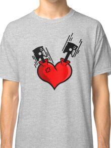 Heart Engine (4) Classic T-Shirt