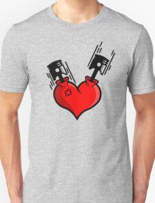 Heart Engine (4) T-Shirt