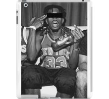 Crazy Boy iPad Case/Skin