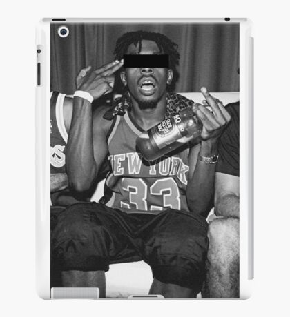 Crazy Boy iPad Case/Skin