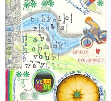 Bicycle races  by MissBehaving