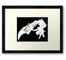 Riven - League of Legends - White Framed Print