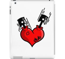 Heart Engine (7) iPad Case/Skin