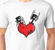Heart Engine (7) Unisex T-Shirt