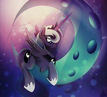 Princess Luna by RarieDash