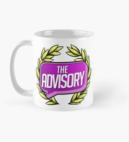 The Advisory Podcast Mug! (White) Mug
