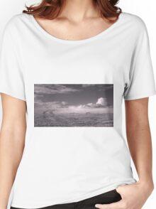 Sky Field Women's Relaxed Fit T-Shirt