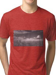 Sky Field Tri-blend T-Shirt