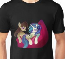 Vinyl and Tavi Unisex T-Shirt