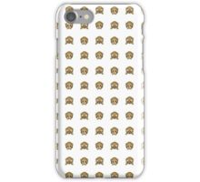 SEE NO EVIL, SPEAK NO EVIL iPhone Case/Skin