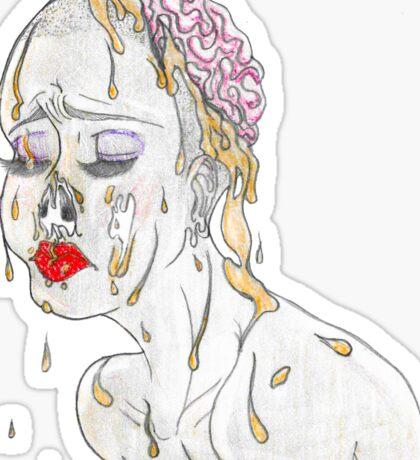 Faux Beauty Sticker