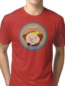 Smart like Ada Tri-blend T-Shirt