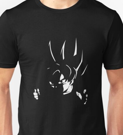 SSJ Goten Shadow Unisex T-Shirt