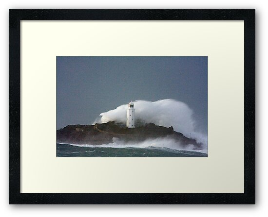 Godrevy Lighthouse by Paul Thompson Photography
