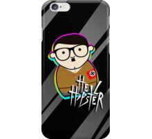 Heil Hipster 2 iPhone Case/Skin