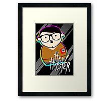 Heil Hipster 2 Framed Print
