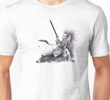 kung fu sword Unisex T-Shirt