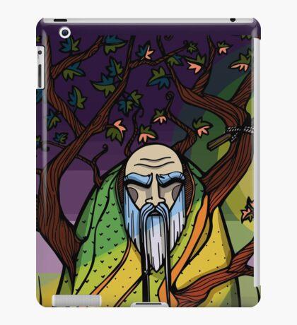 forest elder iPad Case/Skin