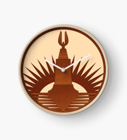 Rapture Lighthouse Clock
