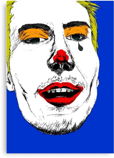 clown by andley
