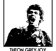 Theon Greyjoy Inspired Artwork 'Game of Thrones' by ComedyQuotes
