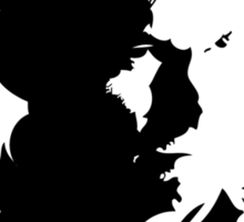 Jamie Lannister Kingslayer Inspired Artwork 'Game of Thrones' Sticker