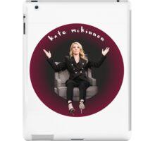 Kate McKinnon iPad Case/Skin