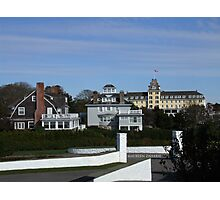 watch hill, view from Taylor Swifts house Photographic Print