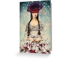 Binding Flowers Greeting Card