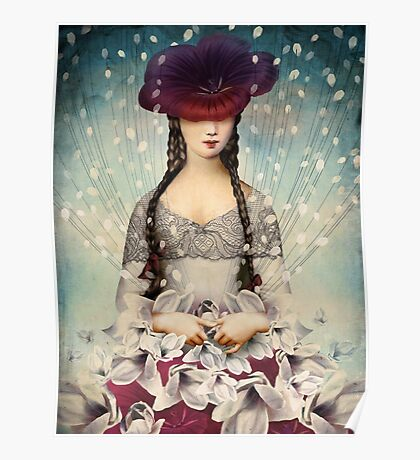 Binding Flowers Poster
