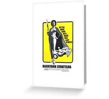 Darktown Strutters Greeting Card