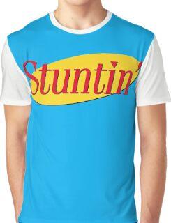 Stuntin' x Seinfeld Graphic T-Shirt