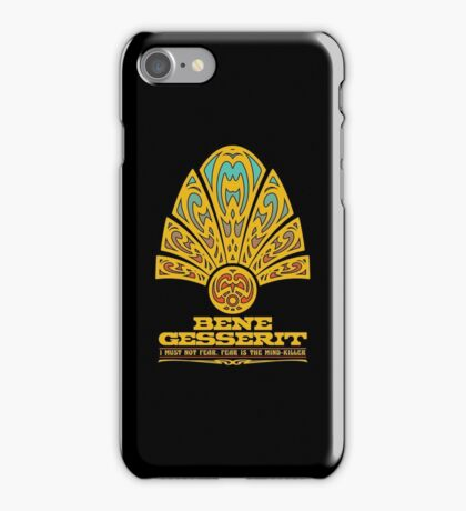 Dune BENE GESSERIT iPhone Case/Skin