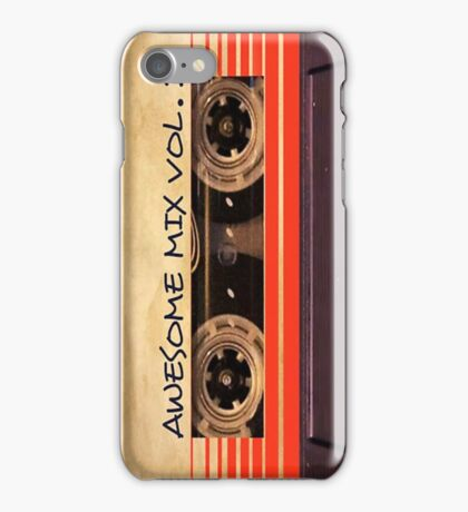 Awesome Mix Vol.1 Phone Case iPhone Case/Skin