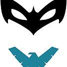 Nightwing by Sean Middleton
